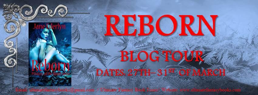 Reborn - Tour Banner