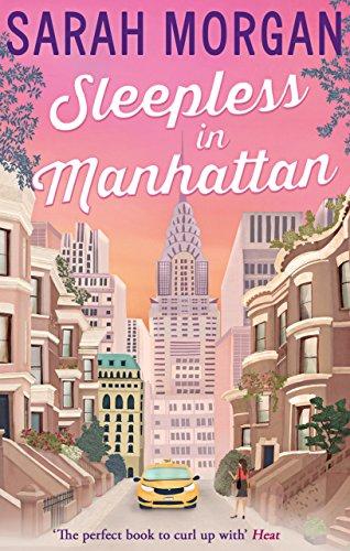 #Review: Sleepless in Manhattan by Sarah Morgan @SarahMorgan_@HQstories