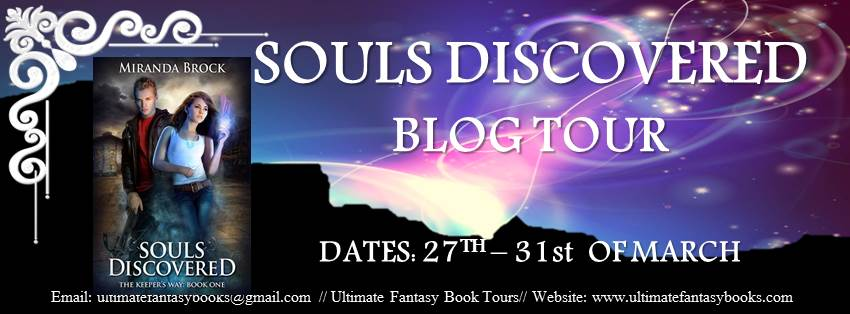 Souls Discovered - Tour Banner