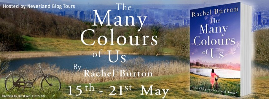 The Many Colours of Us - Tour Banner