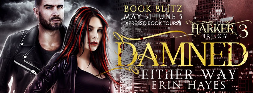 Damned Either Way by Erin Hayes