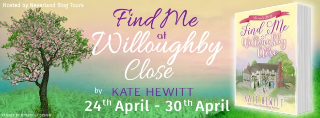 Find Me At Willoughby Close - Tour Banner