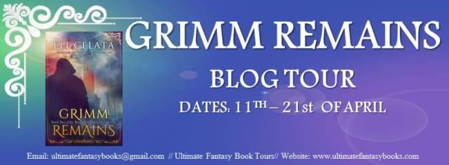 Grimm Remains - Tour Banner