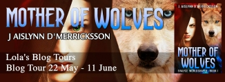 Mother of Wolves - Tour Banner