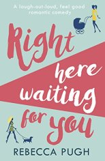 Right Here Waiting For you - Rebecca Pugh