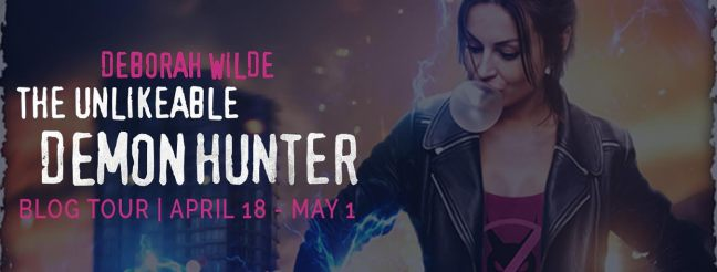 The Unlikeable Demon Hunter - Tour Banner
