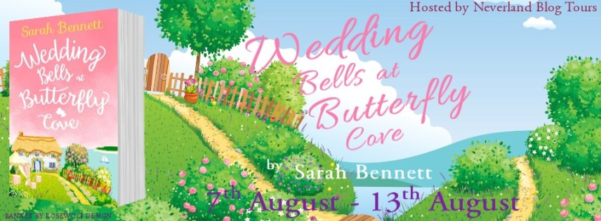 Wedding Bells at Butterfly Cove - Tour Banner