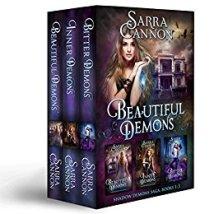Beautiful Demons Box Set - Sarra Cannon