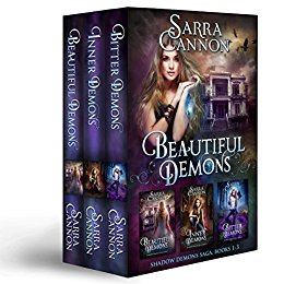 Beautiful Demons Box Set - Sarra Cannon