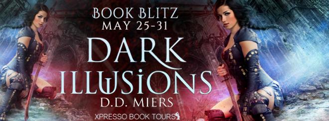 Dark Illusions - Blitz Banner