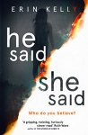He Said She Said - Erin Kelly