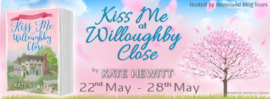 Kiss Me at Willoughby Close - Tour Banner