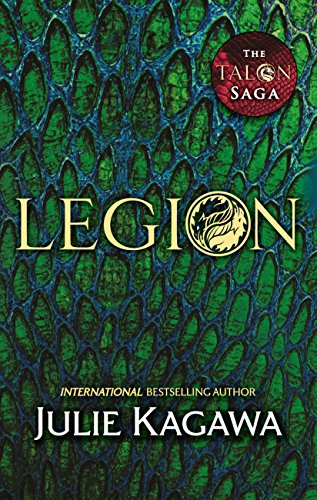 #Review: Legion by Julie Kagawa @Jkagawa @HQstories