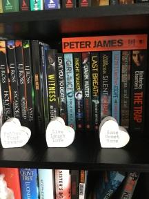Lorraine Bookshelf 1