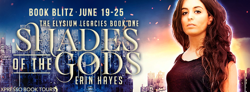Shades of the Gods - Erin Hayes