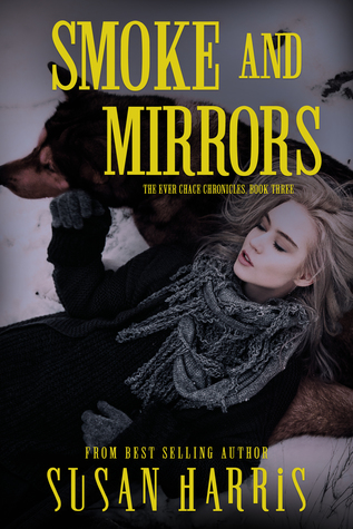 #BookBlitz: Smoke and Mirrors by Susan Harris @SuzHarrisWrites @CrimsonTreePub @XpressoTours #GuestPost #Excerpt #Giveaway