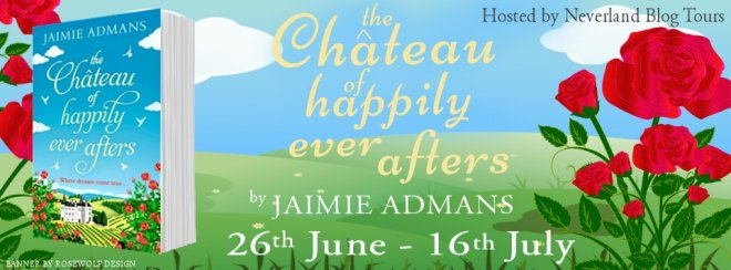 The Chateau of Happily Ever Afters - Tour Banner