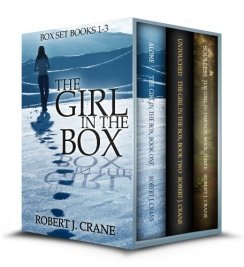 The Girl in the Box - Robert J. Crane