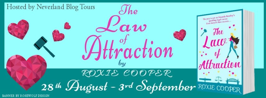 The Law of Attraction - Tour Banner