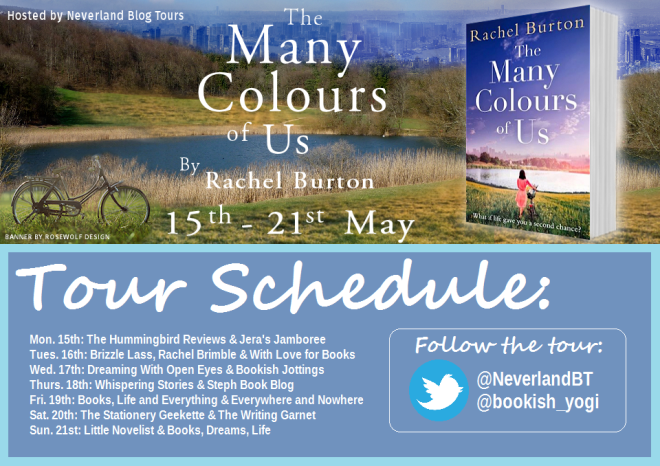 The Many Colours of Us - Schedule