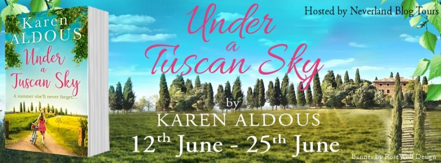 Under a Tuscan Sky - Tour Banner