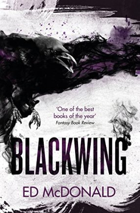 Blackwing - Ed McDonald