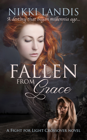 #Review: Fallen From Grace by Nikki Landis @landisnikkiauth