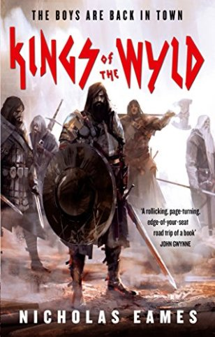 Kings of the Wyld - Nicholas Eames
