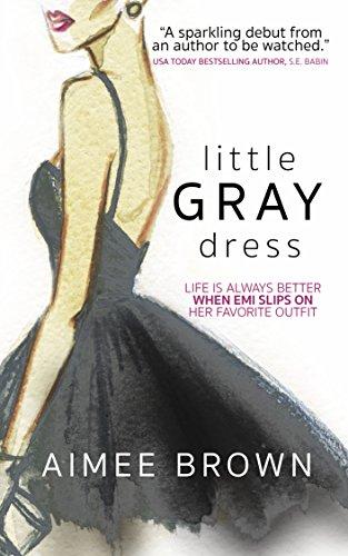 Little Gray Dress - Aimee Brown