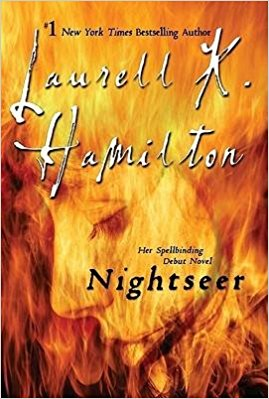 #Review: Nightseer by Laurell K. Hamilton @LKHamilton @AceRocBooks