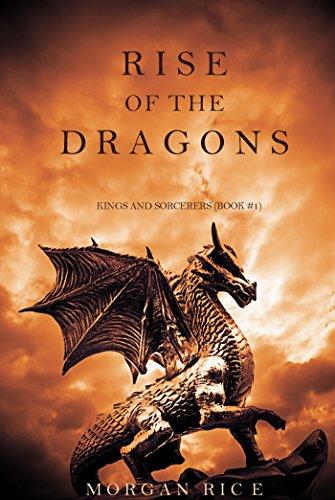 Rise of the Dragons - Morgan Rice