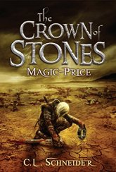 The Crown of Stones - C.L. Schneider