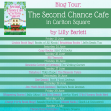 The Second Chance Cafe in Carlton Square - Tour Banner