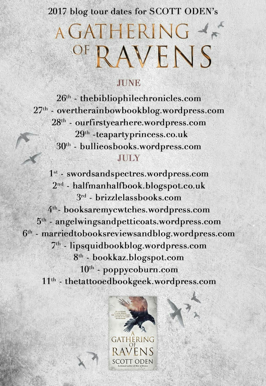 A Gathering of Ravens - Tour Banner