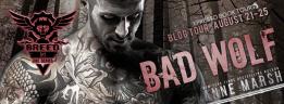 Bad Wolf - Tour Banner