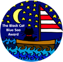 AWARD: Black Cat Blue Sea Award
