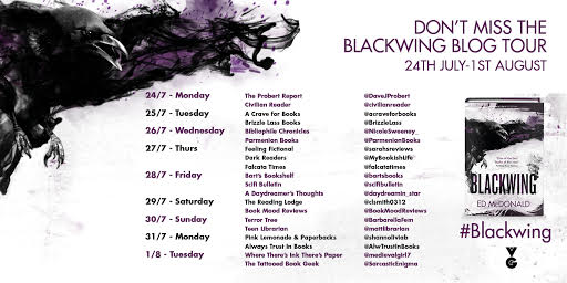 Blackwing - Tour Banner