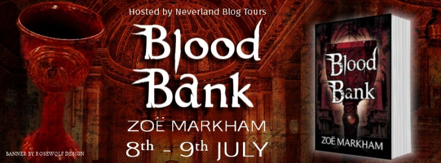 Blood Bank - Tour Banner