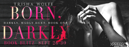 Born Darkly - Blitz Banner