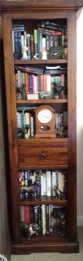 C H Clepitt Bookshelf