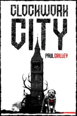 #Review: Clockwork City by Paul Crilley @paulcrilley @HodderBooks