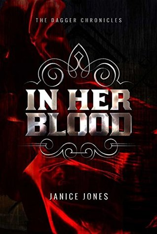 #BookBlitz: In Her Blood by Janice Jones @jrjones65 @amberjackpub @XpressoTours #Excerpt #Giveaway