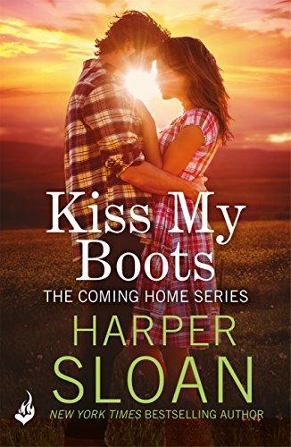 #Review: Kiss My Boots by Harper Sloan @HarperSloan@eternal_books
