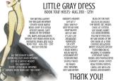Little Gray Dress - Tour Banner
