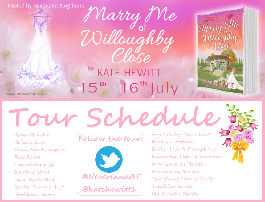 Marry me At Willoughby Close - Tour Schedule