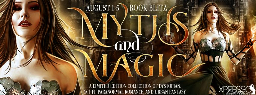 Myths and Magic - Blitz Banner