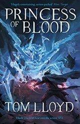 Princess of Blood - Tom Lloyd