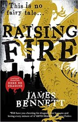 Raising Fire - James Bennett