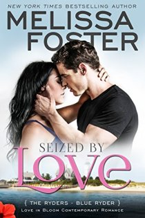 Seized By Love - Melissa Foster