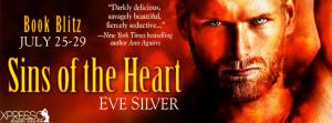 Sins of the Heart - Blitz Banner